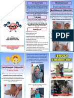 Leaflet Senam Otak