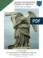 01-El Santo Angel Custodio de La Nacion