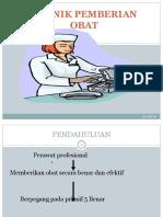 TEHNIK_PEMBERIAN_OBAT