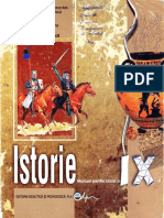 Istorie IX