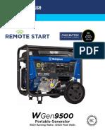 WGen9500 Manual Web