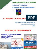 Censo 2012 Pesca Artesanal Desembarque