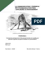 PPH CNV Appliquée Pour Le Management Et La Gestion de Projets v4.3