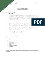 SESIÓN N° 03 SIGNOS VITALES