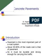 Cement Concrete Pavements With Design.ppt