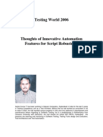 Thoughts of Innovative Automation Features for Script Robustness-PDF