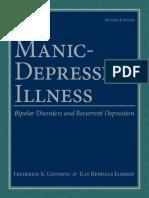 Frederick K. Goodwin, Kay Redfield Jamison - Manic-Depressive Illness_ Bipolar Disorders and Recurrent Depression-Oxford University Press (2007).pdf