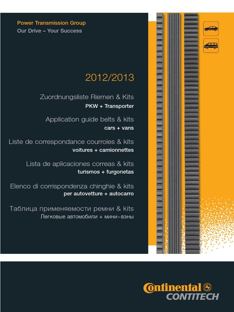 Original Contitech Courroies 7pk1795