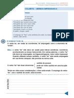 Resumo 1831410 Elias Santana 20465280 Gramatica 2016 Aula 16 Tipos de Sujeito Verbos Impessoais II