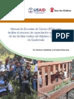 Manual de Escuelas de Campo
