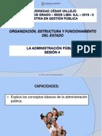 maestria en gestion publica