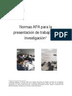 Referencias APA
