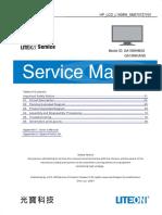 HP L1908LW Service Manual