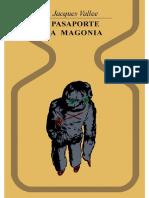 Pasaporte a Magonia - Jacques Vallée