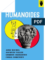 Los Humanoides - Aimé Michel - Coral Lorenzen - Gordon Creighton - Jacques Vallée