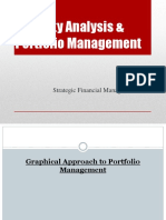 Graphical Approach to Portfolio Management