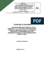 Plan de Calidad Vimpe, c.a Lote b Yuandri