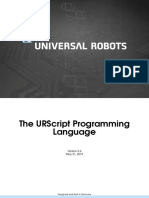 Script Manual Universal Robots