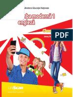 Manual engleza clasa a șaptea