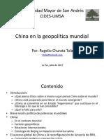 01 China en Geopolitica Mundial CHURATA