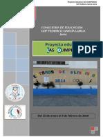Proyecto Completo de Las Olimpiadas