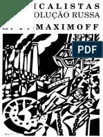 G.P. Maximoff sindicalistas na revolucao russa.pdf