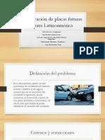 Innovación de Placas Futuras Para Latinoamérica