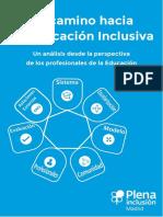 Camino hacia la inclusión