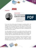 Articulo de Opinión_ Las Consecuencias Del Maltrato Infantil (1)