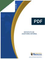 Estatuto de Auditoría Interna- Final -