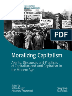 Stefan Berger, Alexandra Przyrembel (Editors) - Moralizing Capitalism_ Agents, Discourses and Practices of Capitalism and Anti-Capitalism in the M
