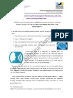 Ateneo 2 - Communicative Skills