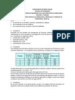 Examen Parcial de Hidrología, Hidráulica y Drenaje - URP - 2018-2