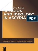 [Studies in Ancient Near Eastern Records 6] Beate Pongratz-Leisten - Religion and Ideology in Assyria (2015, Walter de Gruyter).pdf
