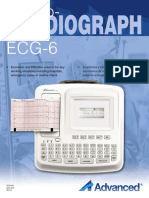ELECTROCARDIOGRAPH ECG6 ADVANCED