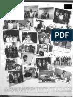 Página del dossier sobre las elecciones de 2007 del PP de Madrid en la que aparece Cristina Cifuentes