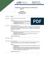 Seminario-Desafíos Regulatorios y El Rol Del Actuario