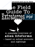 The Field Guide to Extraterrestrials - Patrick Huyghe