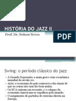 aula historia do jazz