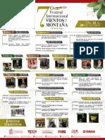 Festival Vientos de La Montaña Texcoco 2019