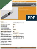 cable aluminio