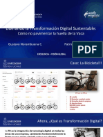 Liderando una Transformación Digital Sustentable
