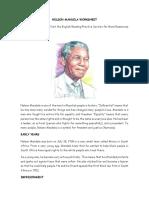 Nelson Mandela Worksheet (2)