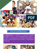 Adolescencia con conciencia (presentación)