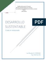 Desarrolo Sustentable