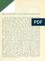 Behaghel (1878), Die neuhochdeutschen Zwillingswörter