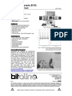 ECG Sensor Datasheet