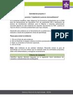 Evidencia 5 Ejercicio Practico Liquidacion y Precios de Transferencia