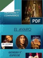 EL AVARO DIAPOSITIVAS.pptx