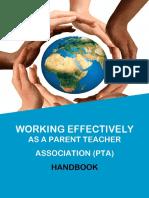 Pta Handbook